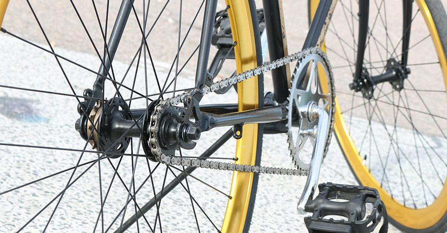 Så bygger du en cykel själv