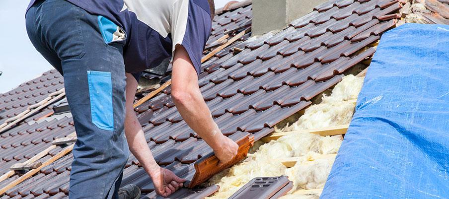 Hur kan takläggarna tänka på hälsan?